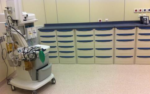 גלריית עגלות רפואיות