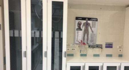 ארונות חדר ניתוח בית חולים סורוקה