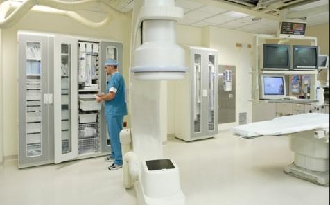 מערכות ריהוט לחדרי ניתוח וצינתורים